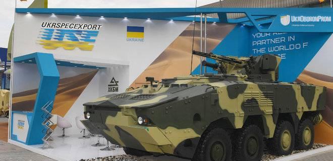 Экспорт украинского оружия и причины его резкого снижения