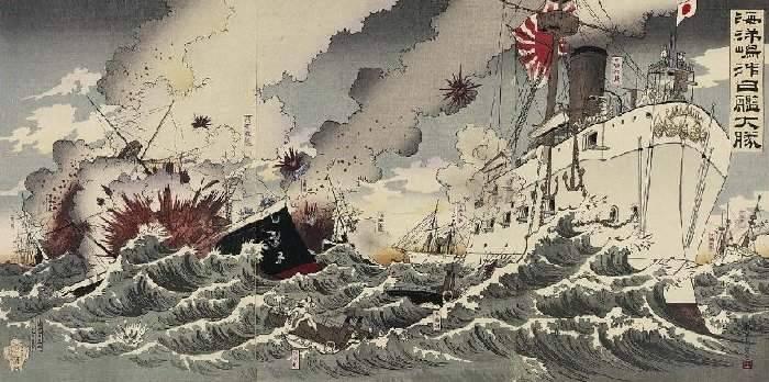 किंग साम्राज्य की सैन्य तबाही। अंग्रेजों ने जापान को चीन के साथ कैसे धकेला