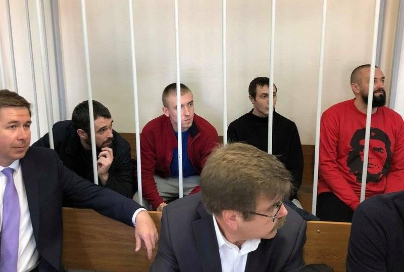 Украинских моряков могут отпустить домой