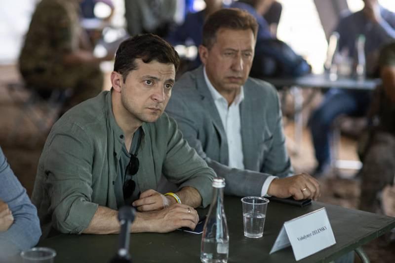 "Зеленский ""назначил"" время переговоров с РФ по транзиту газа"