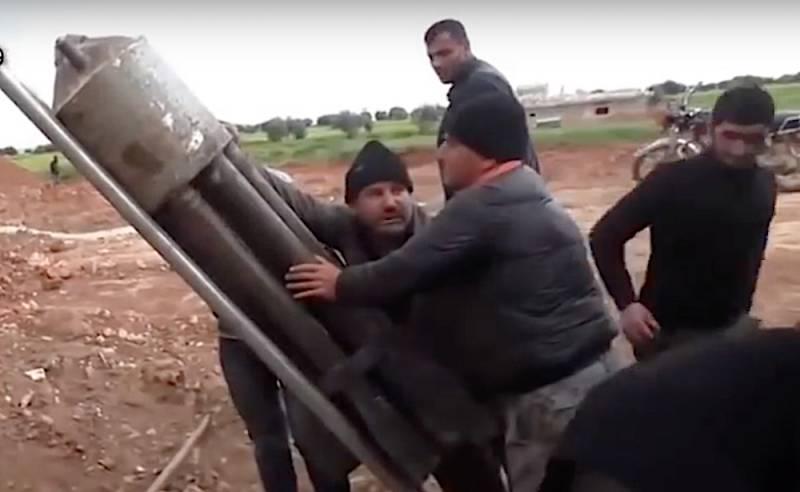 Показано видео уничтожения российскими ВКС