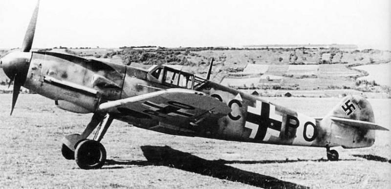 Боевые самолёты. «Мессершмитт» Bf 109 в сравнениях