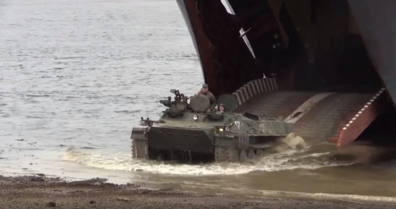 СМИ Китая: Россия ответила на ошибку в японских картах развёртыванием войск