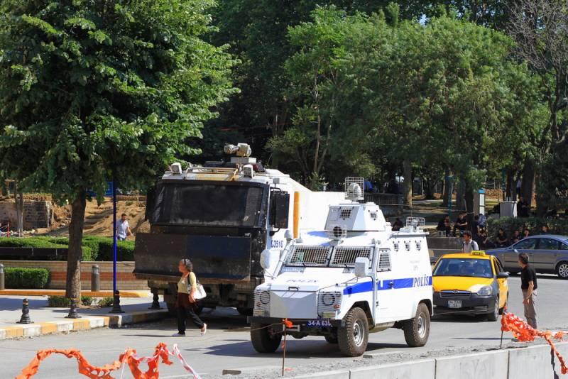 В Анкаре белорусский дипломат получил два огнестрельных ранения