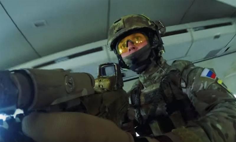 """Veteranen """"Alpha"""" sprechen über die Arbeit der Spezialeinheiten"""