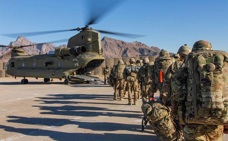 США заявили о готовности начать вывод войск из Афганистана