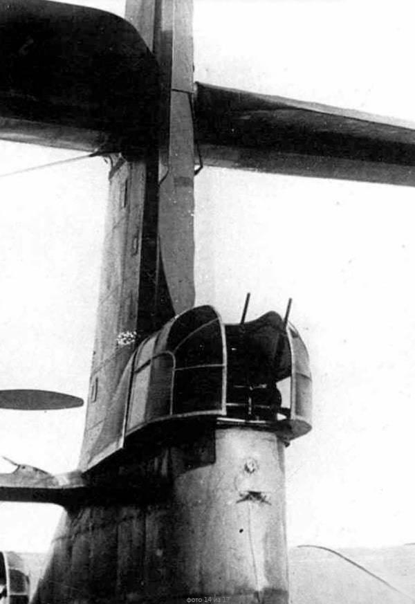 MK-1. Shestimotorny giant Tupolev