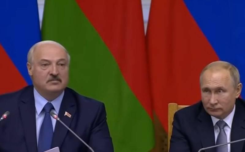"""Em """"Eco de Moscou"""": Lukashenko é forçado a se juntar à República da Bielorrússia à Federação Russa sob a ameaça de represália"""