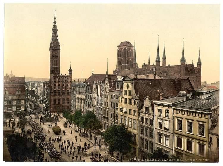1939। इंटरवार पोलैंड की आपदा