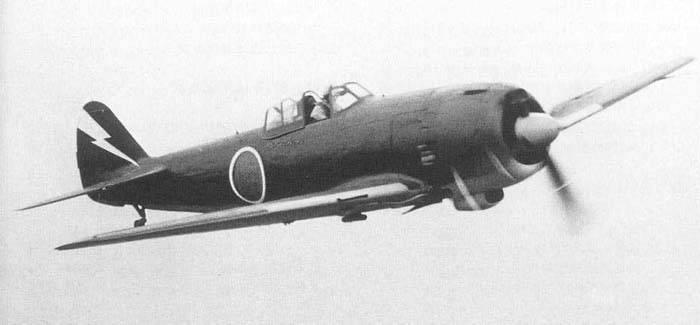 전투 항공기. 최고의 일본인이지만 제로가 아닌?