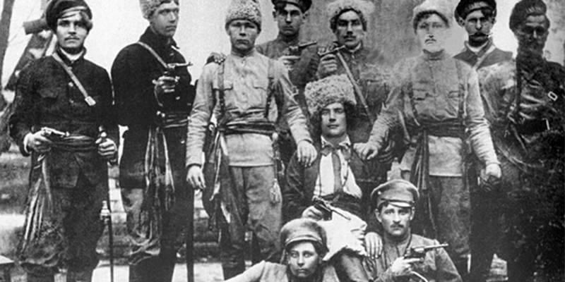 «Дикий» 1918-й. Самый неупорядоченный год Гражданской войны