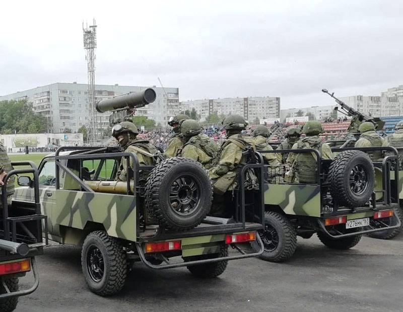 """В сети обсуждается эффективность армейских пикапов """"Нива"""" для спецподразделений"""