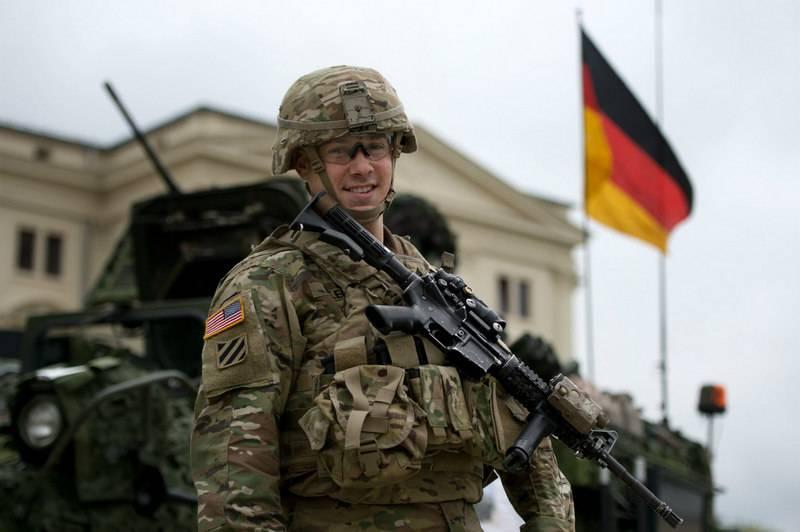 ВГермании отреагировали наугрозы США вывести войска