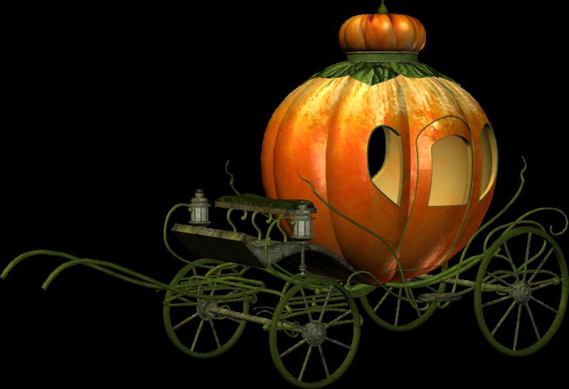 Золушка картинки карета тыква