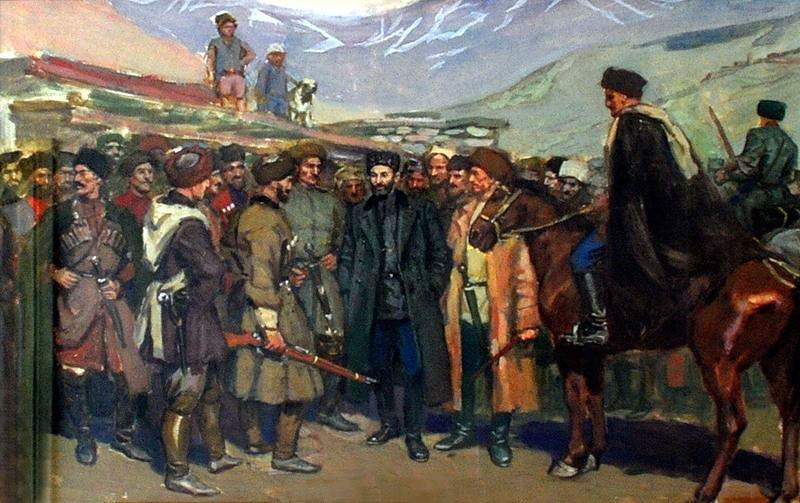 Forgotten South Ossetian war of 1919-1920