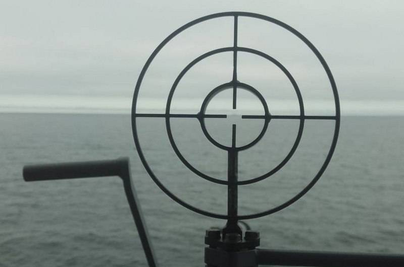 In the United States evaluated the possible military conflict in the Black sea