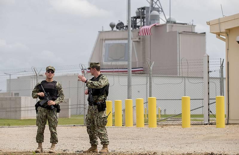 США сворачивают установки системы ПРО THAAD развернутые в Румынии