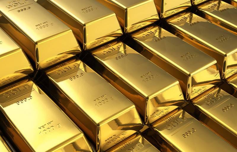 Rússia pode ficar em quarto lugar no mundo em ouro e reservas cambiais