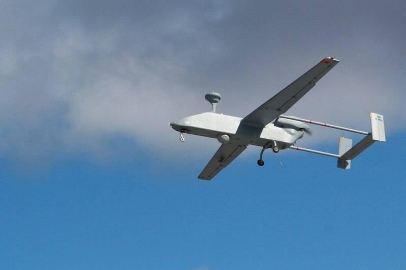 """Auf der Krim wurde ein separates Geschwader von UAVs """"Outpost"""" erstellt"""