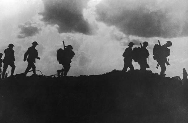 1914. Großbritannien erklärt Deutschland den Krieg