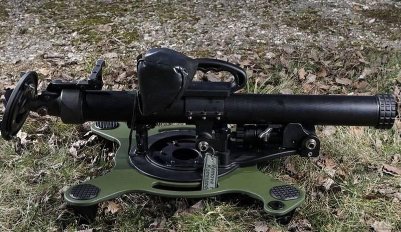 ドイツ連邦軍のために、新しいツーインワン迫撃砲口径60-mmが開発されました