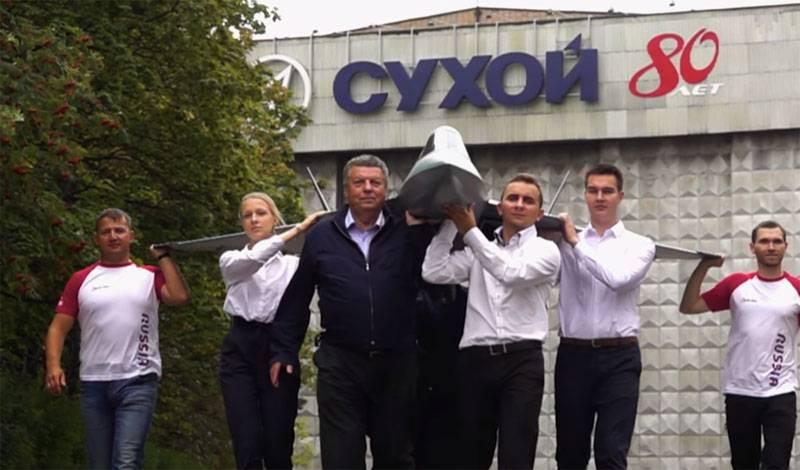 One step ahead: Sukhoi Design Bureau - 80 years