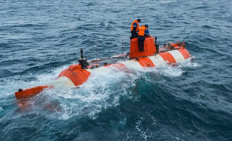 Британия ввела запрет на поставки в Россию подводных аппаратов