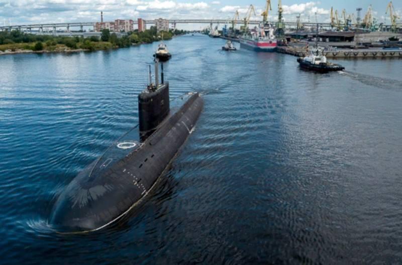 """पैसिफिक फ्लीट के लिए पहला """"वार्शिवंका"""" समुद्री परीक्षणों पर चला गया"""