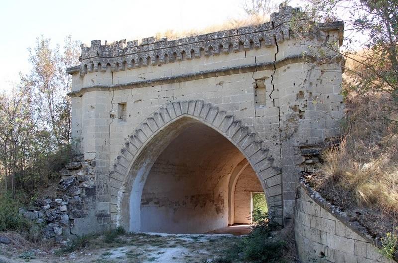 В Керченской крепости обнаружили склад авиабомб времён ВОВ