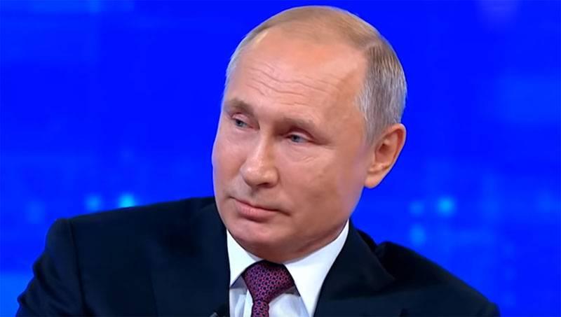 푸틴 대통령의 러시아-작가의 생각