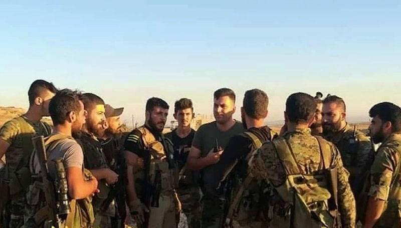 El ejército sirio lanzó el asalto a Khan Sheikhun