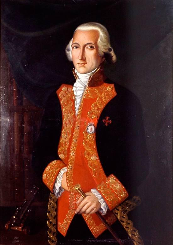Unbekannte Berühmtheit: Juan Caetano de Langara