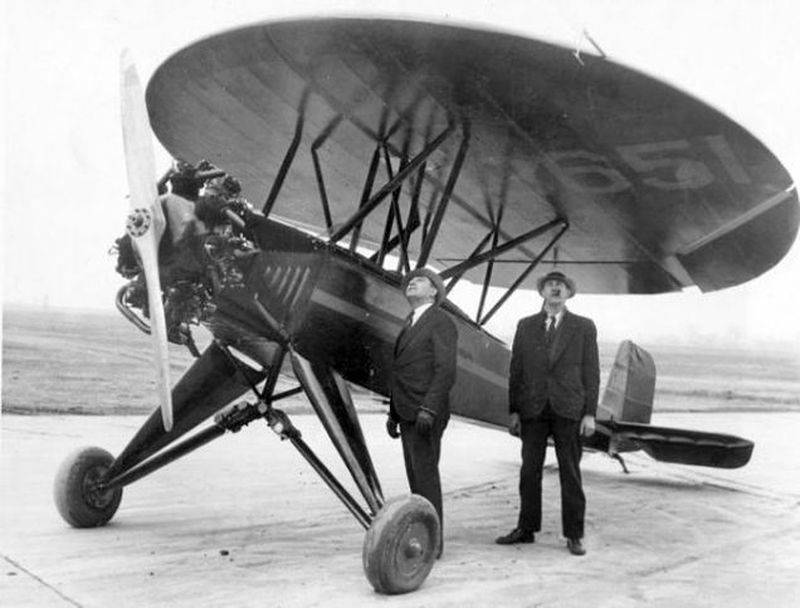 Flying saucers in the history of aviation