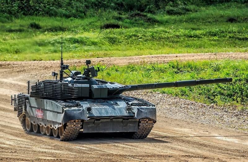 Les formations de carabines motorisées VVO sont complètement réarmées sur les chars T-80BVM