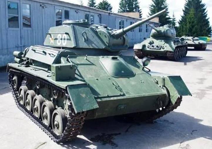 Panzer der Sowjetunion während des Großen Vaterländischen Krieges