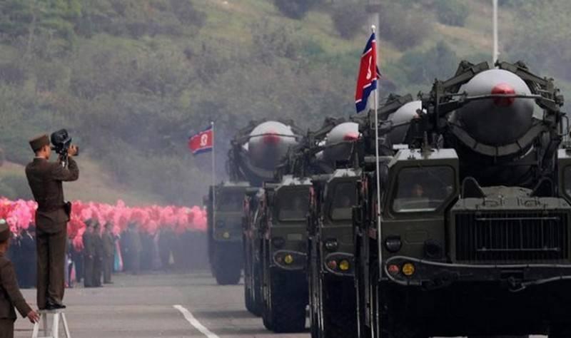 Появились детали  запуска ракет КНДР вЯпонском море