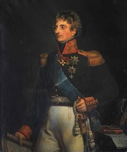 Armand-Emmanuel du Plessis Richelieu. In the hope of military glory in the valley of the tsemes