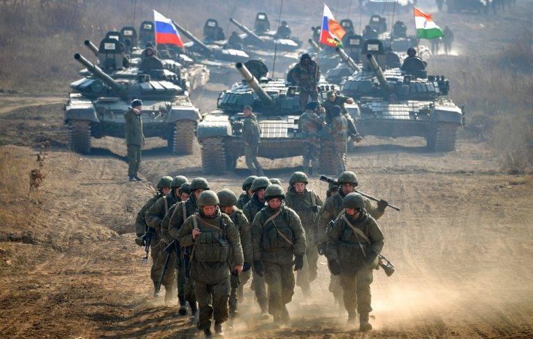 Russische Center-2019-Militärübungen werden den Westen zum Nachdenken anregen