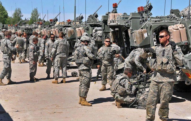 В Германии подсчитали траты на содержание армии США за семь лет
