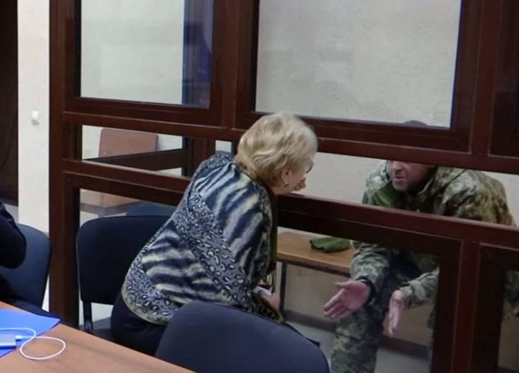 Названы вероятные сроки возвращения украинских военных моряков Киеву