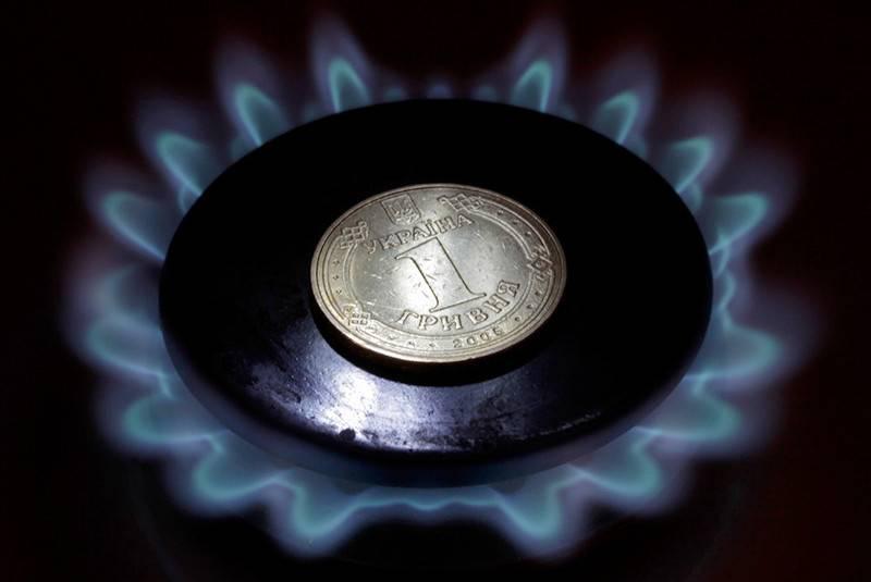 Na Ucrânia, encontrou uma maneira de reduzir o custo do gás para a população