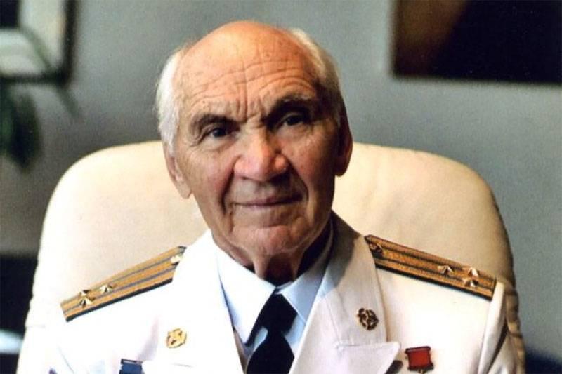 시험 비행의 전설-George Mosolov