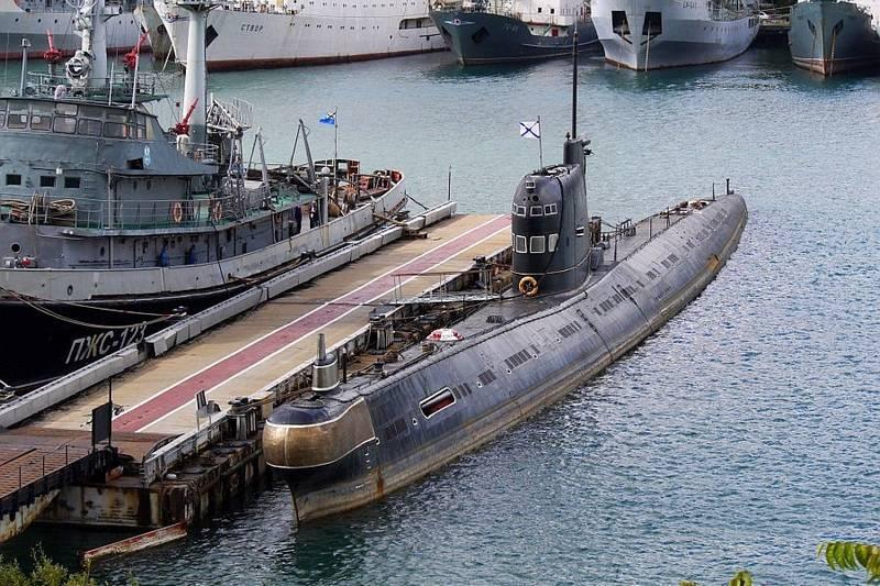 "Projeto Submarino 641 ""Zaporozhye"" ainda descartado"