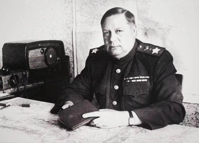 मोल्दोवा की मुक्ति के दौरान जनरल टोलबुखिन का अल्टीमेटम जारी किया गया
