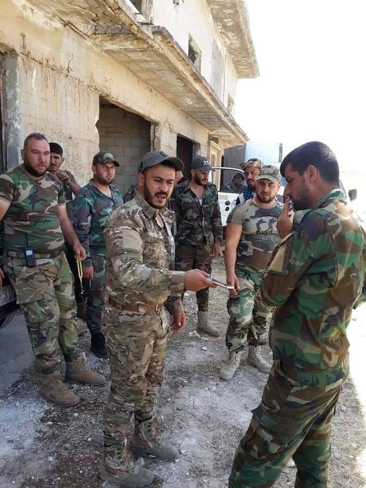 Сирийский спецназ завершил зачистку Хан-Шейхуна от боевиков