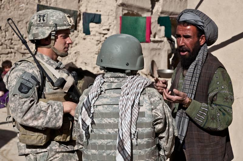 Trump lud Russland und andere Länder ein, in Afghanistan zu kämpfen