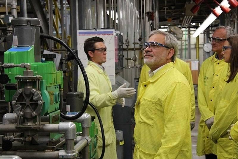 """In den USA wurde die Modernisierung des """"Plutonium"""" -Programms intensiviert"""