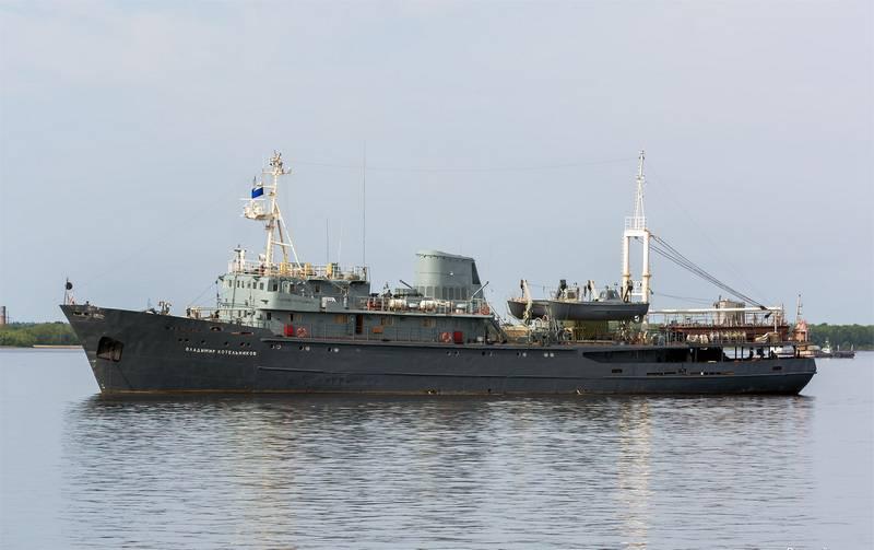 Russland begann mit dem Entwurf neuer Entmagnetisierungsschiffe für die russische Marine