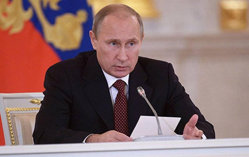 Putin wies an, auf US-Raketentests symmetrisch zu reagieren
