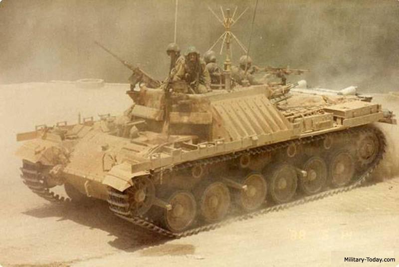 """""""Nagmashot"""" ve diğerleri. İsrail zırhlı personel taşıyıcıları şasi tanklarında"""